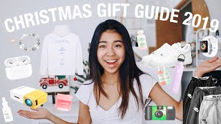 100+ CHRISTMAS GIFT IDEAS 2019 // GIFT GUIDE