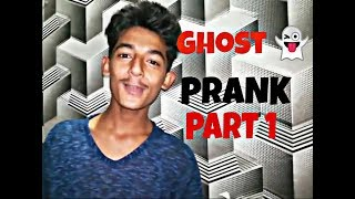 The ViRal FeVer (  GhoST 👻 Prank PaRt 1 )