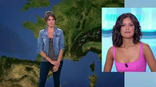 LA METEO de FANNY AGOSTINI le 2017 06 16 sur BFM TV