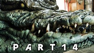 Eaten By A Crocodile in Far Cry Primal - Walkthrough Gameplay Part 14 (PS4)
