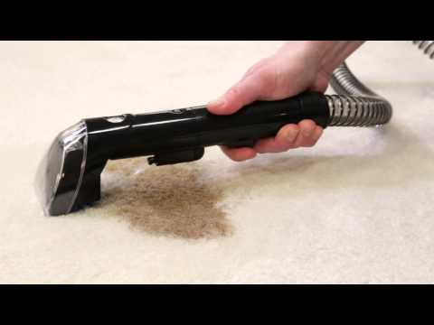 How to use the SpotClean Portable Deep Cleaner | BISSELL