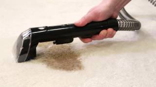 How to use the SpotClean Portable Deep Cleaner   BISSELL