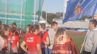 Открытие Спартакиады в Ярославле
