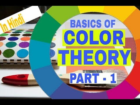 Basics Of Color Theory basics of color theory in hindi - part 1 - youtube