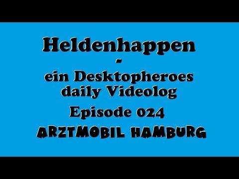 Heldenhappen 024 - ArztMobil Hamburg und Service