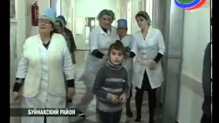 Ценный подарок получили пациенты и медперсонал детского отделения больницы в Нижнем Казанище(, 2013-12-18T16:57:49.000Z)