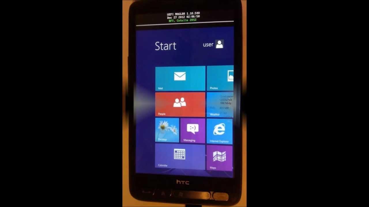 windows rt running on the htc hd2 first screenshots youtube rh youtube com HTC Phone Cases HTC G2