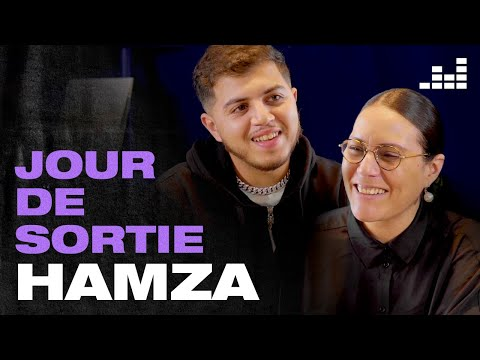 Youtube: Hamza x Deezer – Jour de Sortie
