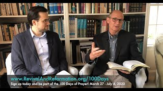 Pastor Ted Wilson invites you to join 100 Days of Prayer! – March 27 - July 4, 2020