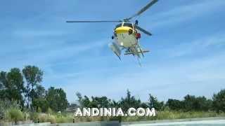 Helicóptero de rescate: despegue / aterrizaje - Rescue Helicopter: Takeoff / Landing