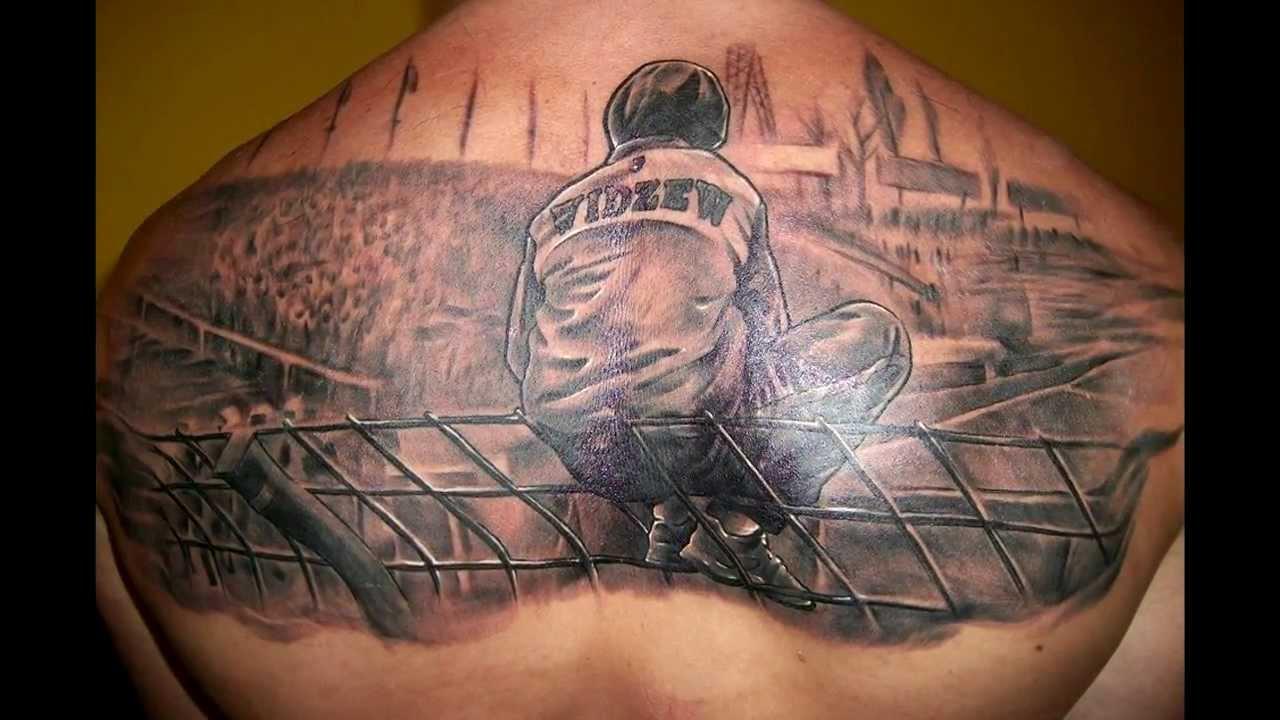 Widzew Tattoo
