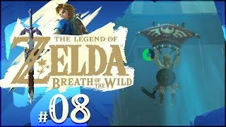 The Legend of Zelda: Breath of the Wild - Part 8 | Bosh Kala Shrine - The Wind Guides You!