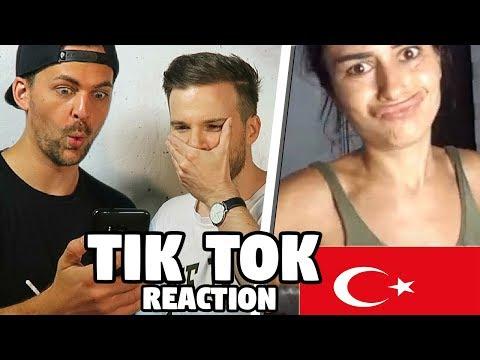 Wir reagieren auf TÜRKISCHE TIK TOK / MUSICAL.LY (Ezgizem)
