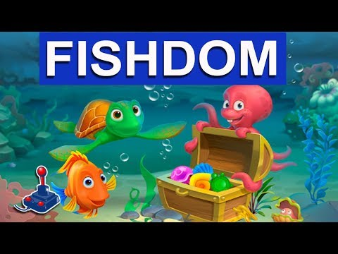 Fishdom Game Full Version Authorized Download