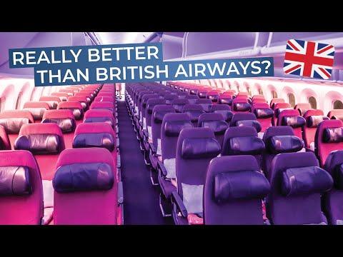 TRIPREPORT | Virgin Atlantic (ECONOMY CLASS) | Boeing 787-9 | London Heathrow - Los Angeles