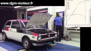 GOLF 1 GTI K-jetronic - Dijon Gestion Moteur