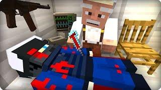 Он становится зомби? [ЧАСТЬ 13] Зомби апокалипсис в майнкрафт! - (Minecraft - Сериал)