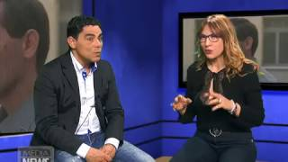 TELE ONE: Medianews Extra 04/03/17 - Marilisa Giammona intervista Francesco Benigno