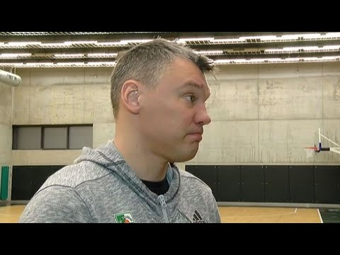 """Šarūnas Jasikevičius apie """"Barcelona"""": """"Bus vieni iš favoritų laimėti lygą"""""""