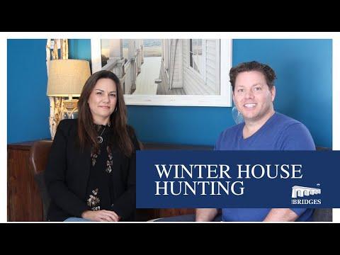 Winter House Hunting | Team Bridges | Oakville & Burlington Real Estate
