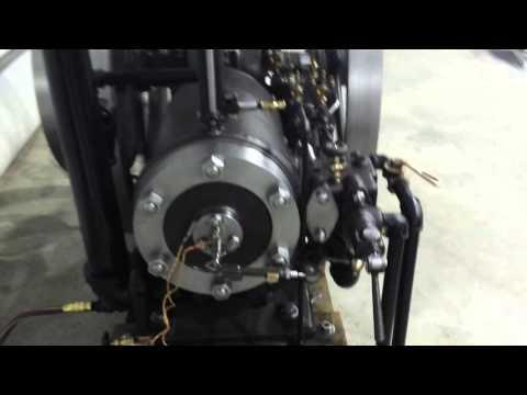 Struthers wells engine
