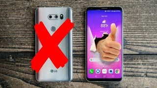 LG V30 // 5 BIGGEST Problems vs Top 5 Features!