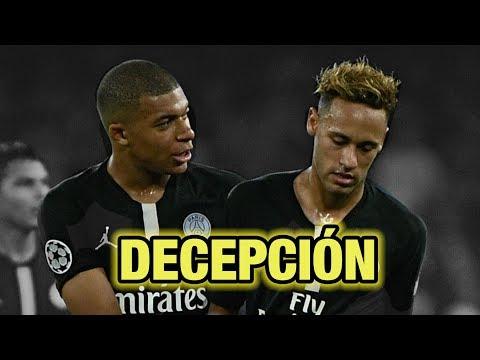 El PSG quedará fuera de la Champions? - Análisis Táctico Napoli vs PSG 1-1