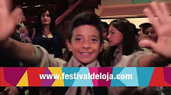 Camino a Loja en la Capital de la República, Festival de Artes Vivas 2017