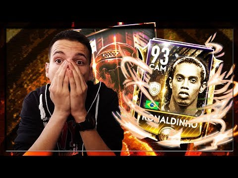 16000 FIFA POINTS ICONS OPENING !! RONALDINHO HUNT !! FIFA Mobile 19