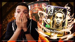 14000 FIFA POINTS ICONS OPENING !! RONALDINHO HUNT !! FIFA Mobile 19