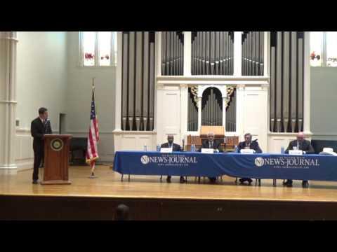 6th Congressional District Democratic Primary Debate