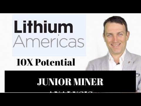 Lithium Stocks Analyzed - Lithium Americas - NYSE: LAC