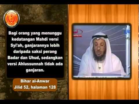 Imam Mahdi Menurut Syi'ah dan Ahlussunnah - Syeikh Utsman alKhamis [Video]