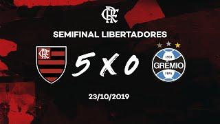 Flamengo x Grêmio Ao Vivo - Maracanã