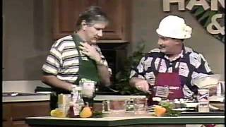 Hawaiian Chicken - Healthy Cooking with Jack Harris & Charles Knight