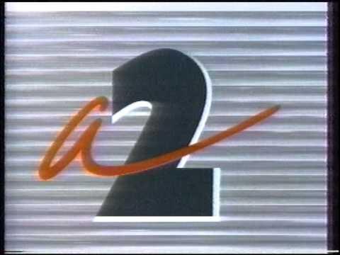 1988 • Antenne 2 • Annonce, publicité