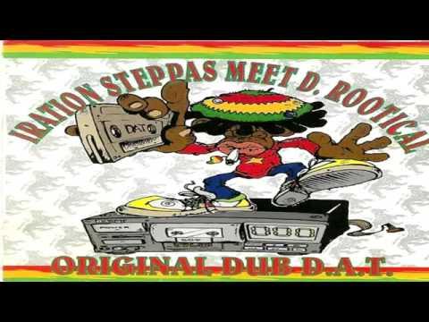 Iration Steppas Meets D  Rootical  – Original Dub D A T  Full Album
