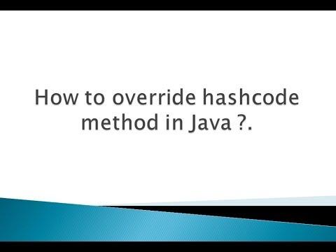 how to get override methods in java