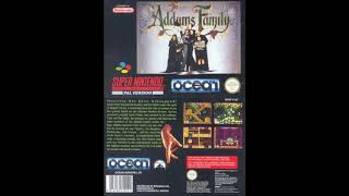 The Addams Family (SNES): 21 - Searching, Searching (Echo) (Unused)