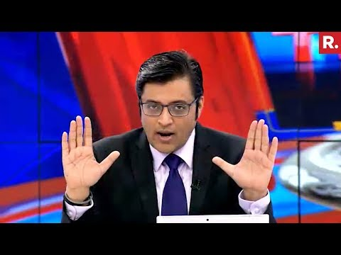 Rahul Gandhi Against Standing For National Anthem? | The Debate With Arnab Goswami