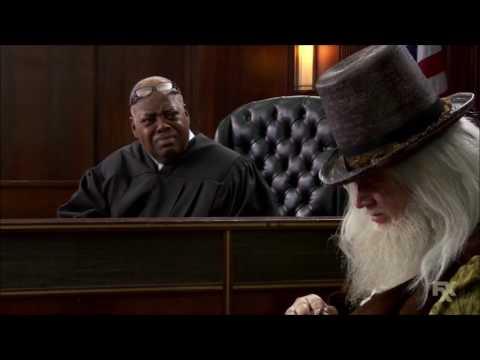 It's Always Sunny in Philadelphia - Charlie Kelly, a bird lawyer