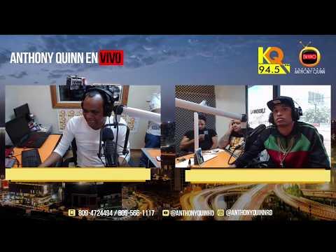 K2 la para dice que hay pocos artistas serios - Anthony Quinn EN Vivo