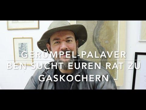 Ben sucht Kocher für Grönland und braucht Rat.