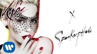 Kylie Minogue - Speakerphone - X