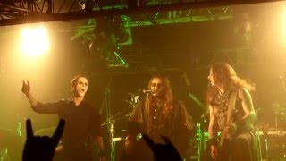 Powerwolf - Armata Strigoi (live in SPb 04.03.16)
