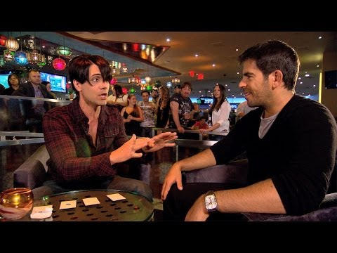 Criss Angel BeLIEve: Criss Reads Eli Roth's Twisted Mind On Spike