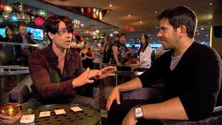 Criss Angel BeLIEve: Criss Reads Eli Roth