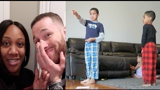 HOME ALONE PRANK!!!