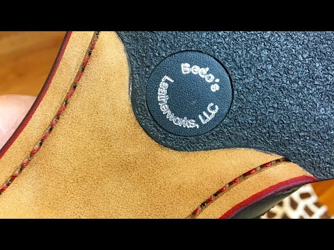 Italian Shoes Recrafted In USA