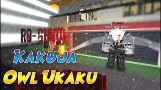 Yoshimura Owl Kakuja Showcase   Ro-Ghoul   How To Get Owl Kakuja   Dragon Centipede vs Owl Kakuja
